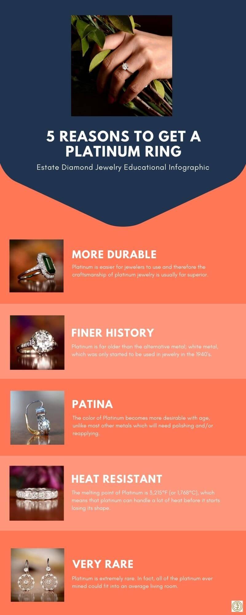 Advantages of Platinum