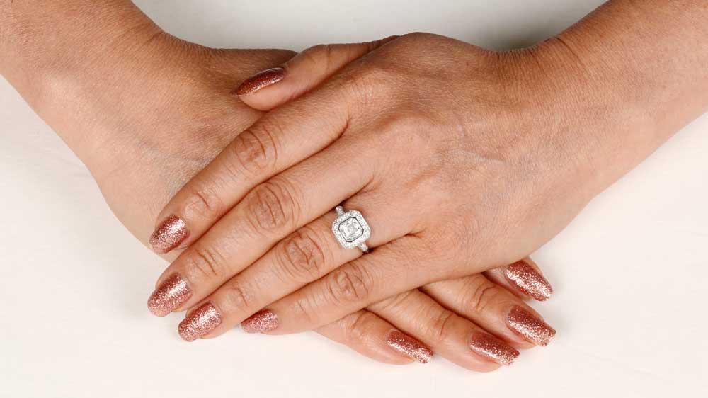 11914 Bolton Diamond Ring
