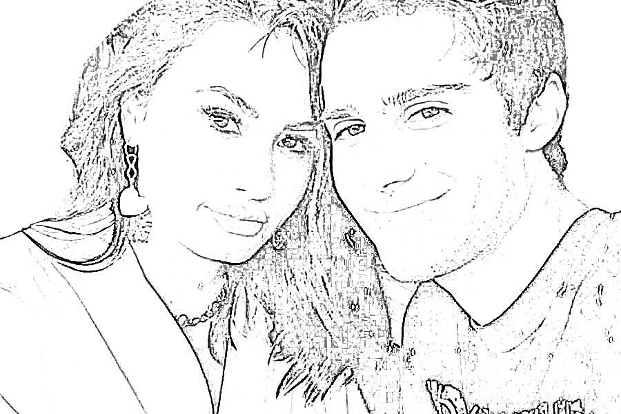 Demi Lovato and Max Enrich