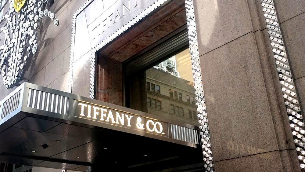 Tiffany and Co 5th Ave for Proposal
