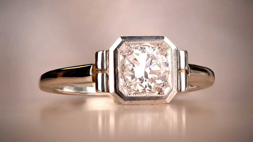 12151 Diamond Engagement Ring