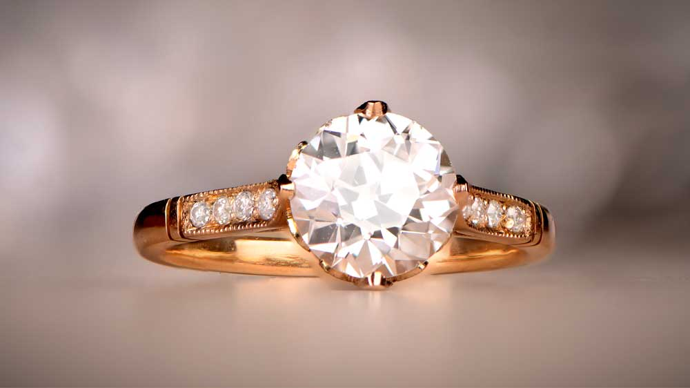 11930 Diamond Engagement Ring
